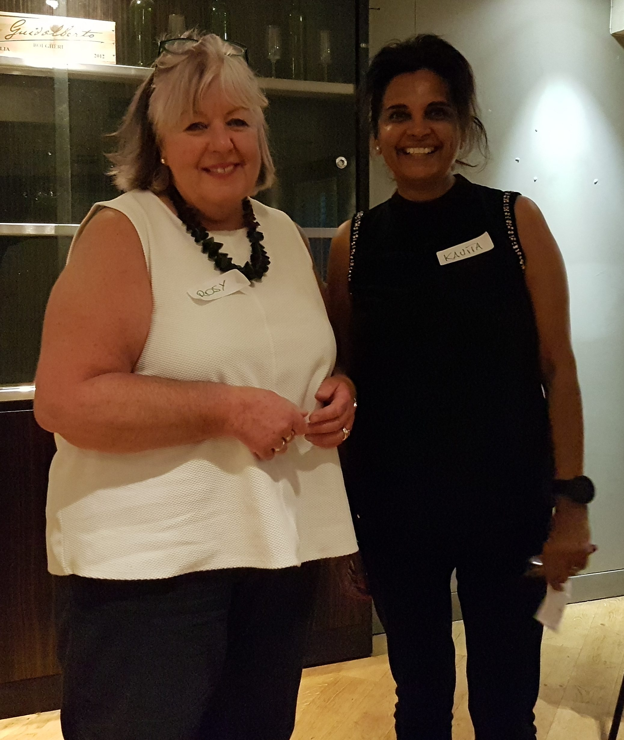 Award winner for 17 July 2017 - Kavita Dulai (Best Evaluator and Best Table Topic)